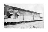 Baghdad South Train Station  Iraq  1917-1919