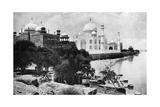 The Taj Mahal  Agra  20th Century