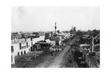 Baghdad Fron the North Gate  Iraq  1917-1919