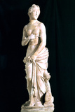 Statue of the Chaste Venus  from Carthage