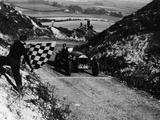 Lancia Lambda  Firle Hill Climb  Sussex  September 1951