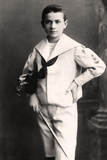 Mischa Elman (1891-196)  Ukranian Violinist  Early 20th Century
