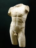 Torso of an Athelete  1st - 2nd Century Ad