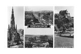Edinburgh  Scotland  20th Century