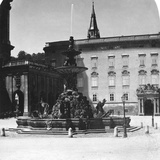 Court Fountain and Residence  Salzburg  Austria  C1900s