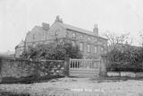 Chamber Hall  Oldham  Lancashire  1905