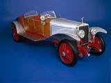 A 1924 Delage Boattail Labourdette