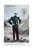 French Foreign Legion Postcard  C1900