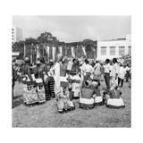 A Fete in Algeria  1957