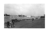 Tigris River  Baghdad  Iraq  1917-1919