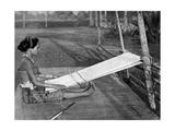 Iban Weaver  Borneo  1922