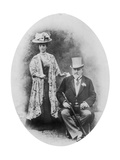 King Edward VII and Queen Alexandra  C1900s