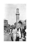 Arab Street Scene  Iraq  1917-1919
