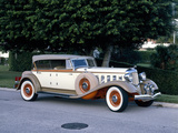 A 1933 Chrysler Custom Imperial