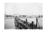 Kotah Boat Bridge  Baghdad  Iraq  1917-1919