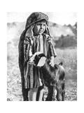 Tunisian Boy in the Sahara Desert  1936