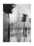 St Clement Danes Church  Strand  London  1924-1926