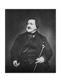 Gioachino Rossini  Italian Composer  C1865