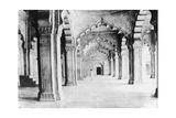 Moti Masjid  Agra  1917