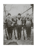 Armenian Heroes-Fedayis