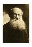 Pyotr Alexeyevich Kropotkin  Russian Anarchist  C1900