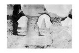 Great Mosque of Samarra  Iraq  1918