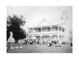 The King's Palace  Tonga  1899