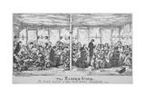 Field Lane Ragged School  Smithfield  City of London  1850