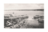 Newquay Harbour  Newquay  Cornwall  1908