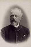 Peter Ilich Tchaikovsky  Russian Composer  Late 19th Century