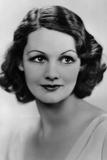 Elizabeth Allan (1908-199)  English Actress  20th Century
