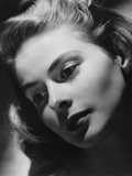 Ingrid Bergman  Swedish Actress and Film Star  Late 1930s-Early 1940s
