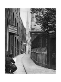 Huggin Lane  London  1926-1927