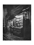 A Bookshop in Bloomsbury  London  1926-1927