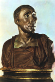 Bust of Niccolo Da Uzzano  C1430S