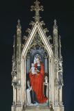 Virgin and Child  St Ursula Shrine  1489
