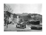 The Port of Cassis  France  1937