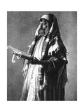 Yemeni Orthodox Jew  1914