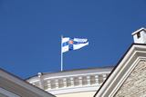 Flag  Tallin  Estonia  2011