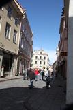 Street Scene  Tallin  Estonia  2011
