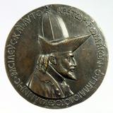 Medal of John VIII Palaeologus  Byzantine  C1440