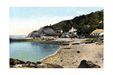Babbacombe Bay  Torquay  Devon  20th Century