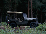 A 1943 Willys Jeep