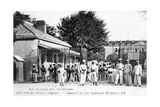 Barracks of the 1st Regiment of the French Foreign Legion  Sidi Bel Abbes  Algeria  1907