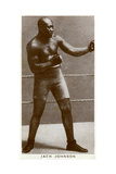 Jack Johnson  American Boxer