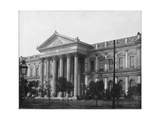 National Congress  Santiago  Chile  Late 19th Century