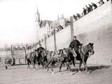 Horseriders  Antwerp  1898