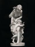 Cupid Chastised Papier Photo par Eberlein