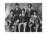 The Wild Bunch  American Outlaw Gang  1901
