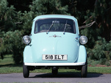 1962 Bmw Isetta 300 Super Plus Car